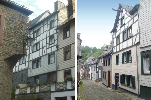 Huis Monschau - 6 personen - Vakantiewoning  no 57664