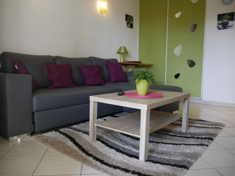 Flat in St raphael - Vacation, holiday rental ad # 57666 Picture #4