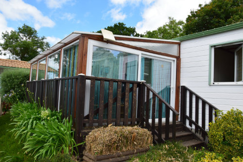 Chalet Planguenoual - 6 personnes - location vacances  n°57670