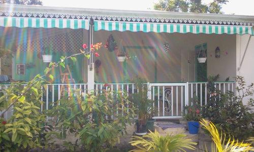 Maison Gosier - 3 personnes - location vacances  n°57686