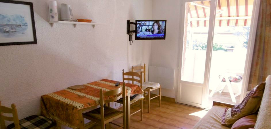 Appartement 4 personnes Saint Aygulf - location vacances  n°57688