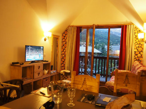 Flat in La salle les alpes - Vacation, holiday rental ad # 57692 Picture #0