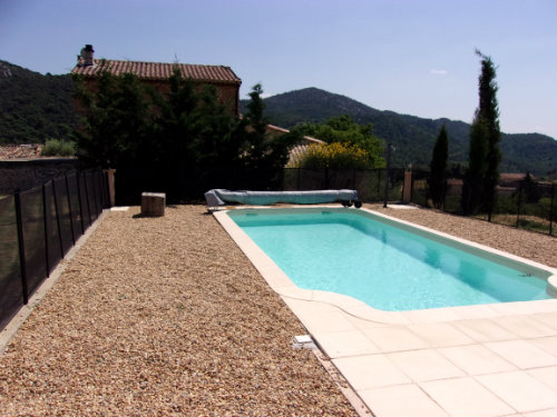Farm La Roque Alric - 2 people - holiday home  #57693