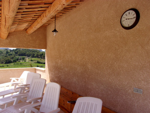 Farm in La Roque Alric - Vacation, holiday rental ad # 57694 Picture #1