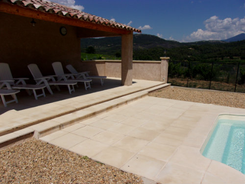 Farm in La Roque Alric - Vacation, holiday rental ad # 57694 Picture #3