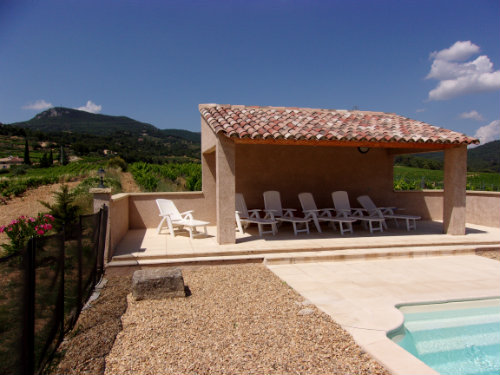 Farm in La Roque Alric - Vacation, holiday rental ad # 57694 Picture #4