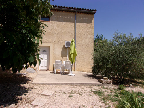 Farm in La Roque Alric - Vacation, holiday rental ad # 57694 Picture #6