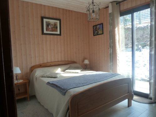 Bed and Breakfast 4 personen Ignaux - Vakantiewoning  no 57711