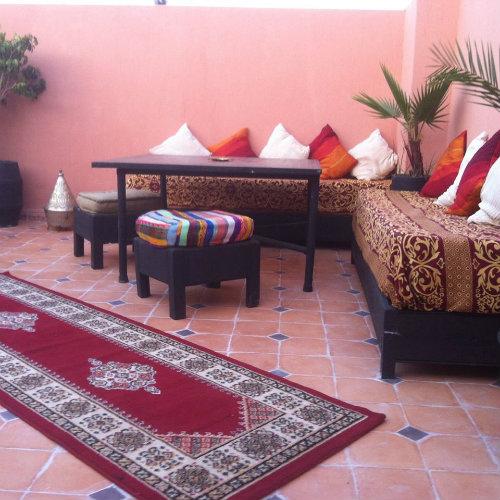 Huis Marrakech - 20 personen - Vakantiewoning  no 57712