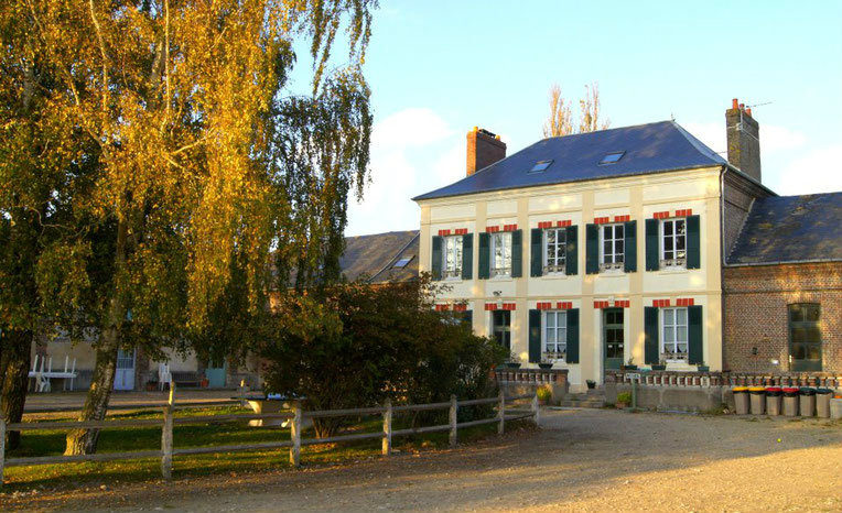 Gite 16 personnes Morlay - Ponthoile - location vacances  n°57741