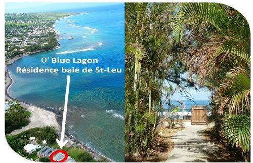 Appartement Saint-leu - 4 personnes - location vacances  n°57744