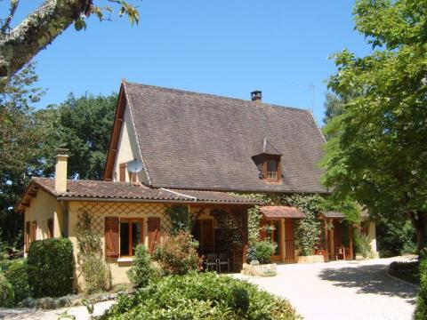 Gite 6 people Cénac St Julien - holiday home  #57767