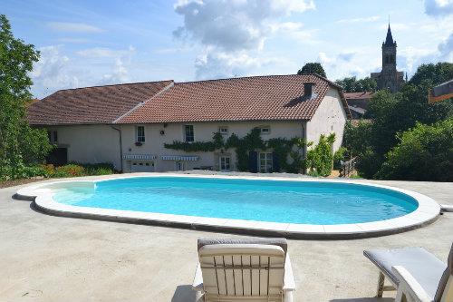 Gite in Pannes für  3 •   mit Terrasse