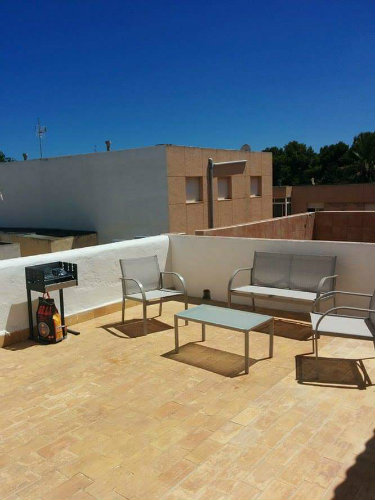 Flat in los nietos - Vacation, holiday rental ad # 57816 Picture #4