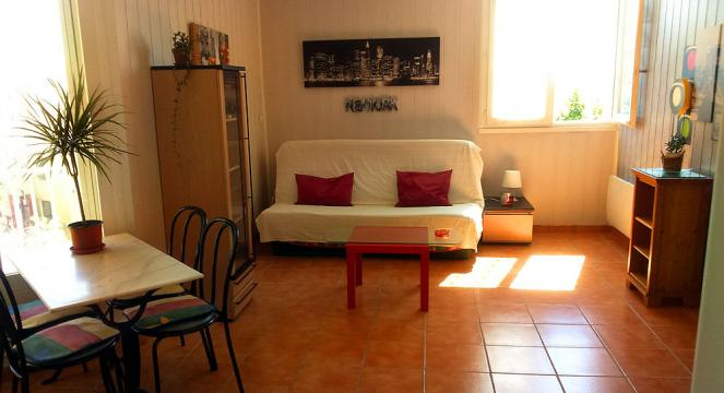 Flat in clermont l'hérault - Vacation, holiday rental ad # 57819 Picture #1