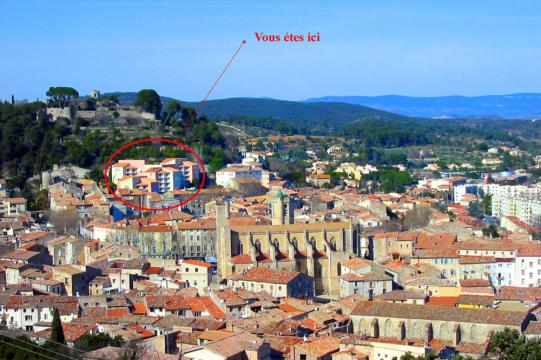 Flat in clermont l'hérault - Vacation, holiday rental ad # 57819 Picture #2