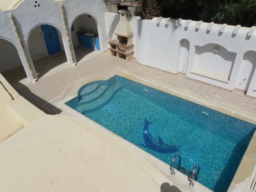 Maison Houmt Souk - 10 personnes - location vacances  n°57856