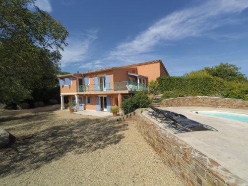 Maison 4 personnes Sainte Maxime - location vacances  n°57858