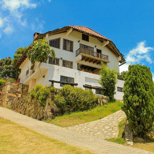 Chalet Colonia Tovar- Edo. Aragua - 11 personnes - location vacances  n°57888