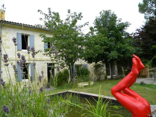 Farm in Bordeaux cedex for   5 •   with private pool