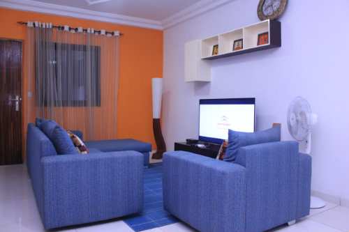 House Abidjan - 2 people - holiday home  #57900
