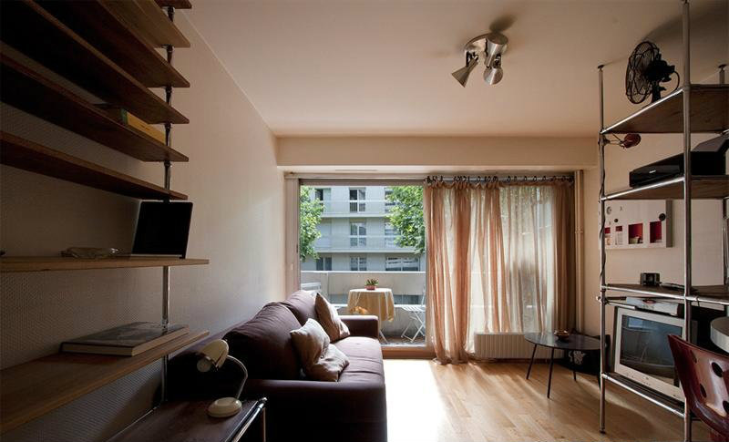 Gite 3 people Paris - holiday home  #57919