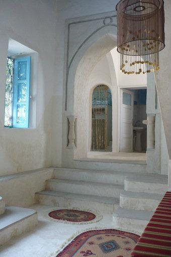Appartement à Houmet souk pour  3 •   2 chambres