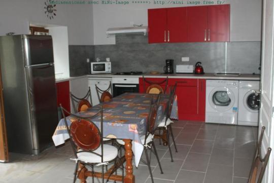 Gite Ferques - 6 personnes - location vacances  n°57930