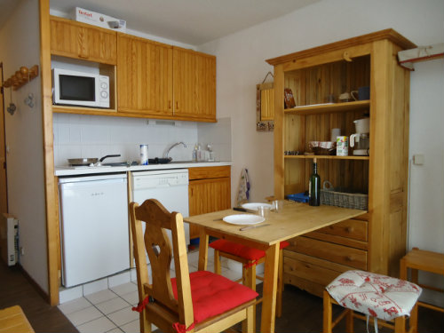 Appartement Valmeinier 1800 - 4 personnes - location vacances  n°57932