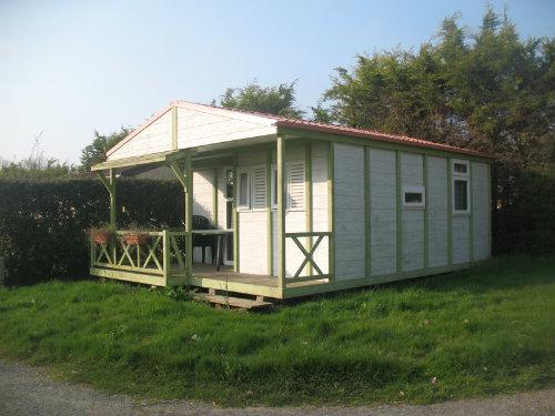 Chalet à Grosbreuil pour  5 •   2 chambres