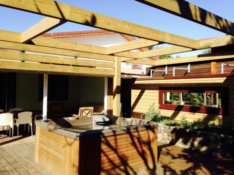 Maison St-gilles-les-bains - 8 personnes - location vacances  n°57967