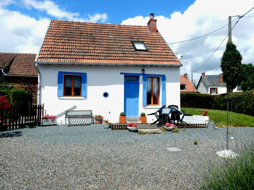 Gite St Priest La Marche - 4 people - holiday home  #57976