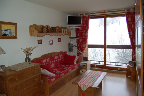 Flat in Le Corbier - Vacation, holiday rental ad # 57983 Picture #0