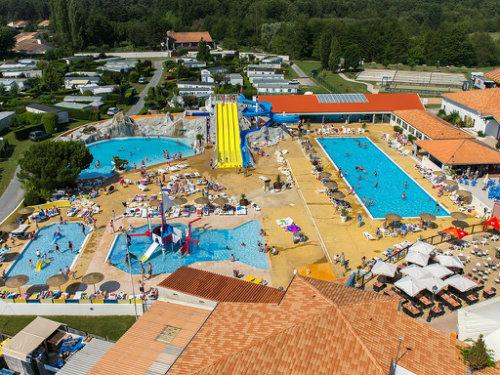 Stacaravan Les Mathes - 4 personen - Vakantiewoning  no 57984