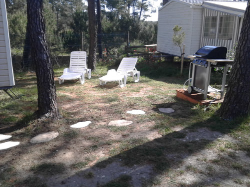 Mobile home in La palmyre - Vacation, holiday rental ad # 57992 Picture #1