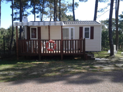 Mobile home in La palmyre - Vacation, holiday rental ad # 57992 Picture #2