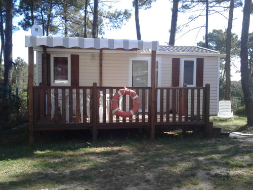 Mobile home La Palmyre - 6 people - holiday home  #57992