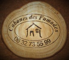 Chalet Fournes-cabardes - 6 people - holiday home  #57387