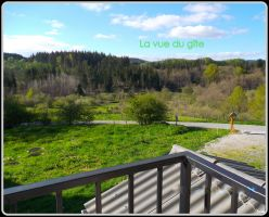 Gite Hameau Le Moulinet Le Soulie-hiver - 5 Personen - Ferienwohnung