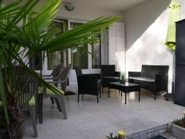 Flat St Raphael - 2 people - holiday home  #57666