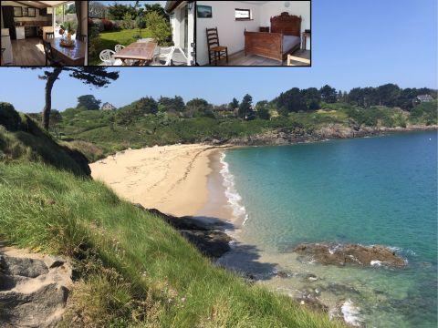 Gite Saint Lunaire - 4 people - holiday home  #58030
