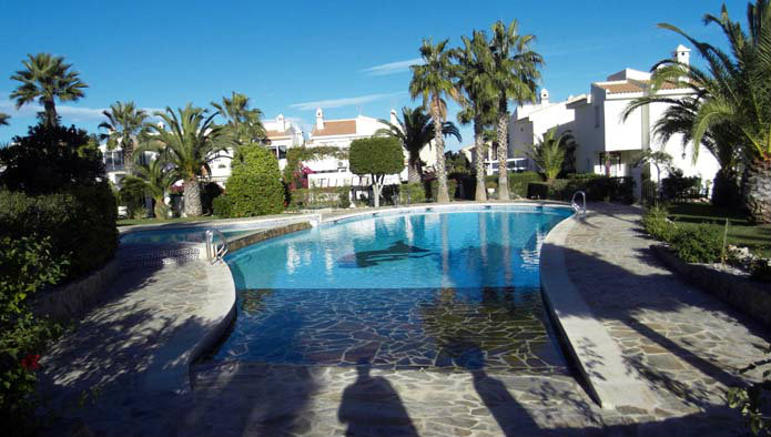 House in Torrevieja - Vacation, holiday rental ad # 58042 Picture #2