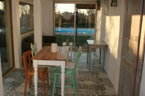 Gite in Carpentras - Vacation, holiday rental ad # 58077 Picture #4
