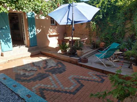 Gite Aspiran - 3 people - holiday home  #58089