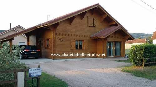 Chalet Fraize - 8 people - holiday home  #58097