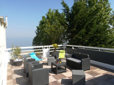 House in VILLERS SUR MER - Vacation, holiday rental ad # 58106 Picture #1