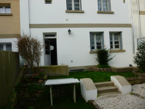 House in Saint-Malo - Vacation, holiday rental ad # 58107 Picture #0