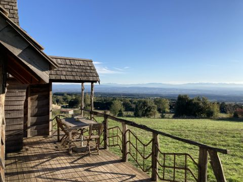 Chalet Carcassonne - Saissac - 5 people - holiday home