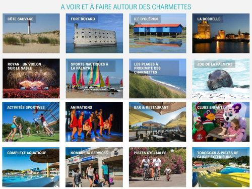 Mobil-home Les Mathes La Palmyre - 6 personnes - location vacances  n°58120