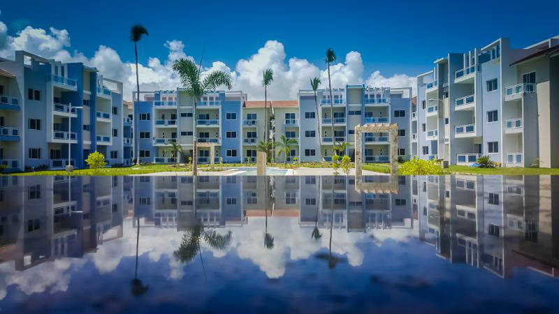 Appartement Punta Cana - 4 personnes - location vacances  n°58127